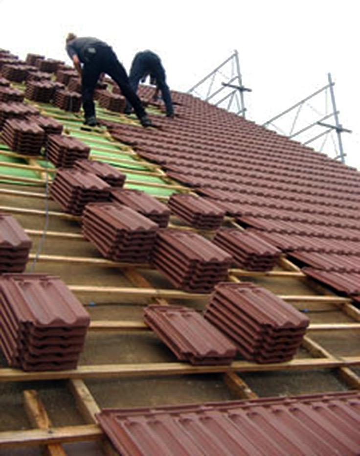Gossau Dachsanierung